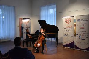 11. 9. 2021 – Benefiční koncert pro vilu Rusalku, vila Rusalka, Galerie Fr. Drtikola Příbram