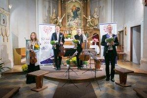 18.9.2021 – Karel Dohnal a Smyčcové trio České filharmonie