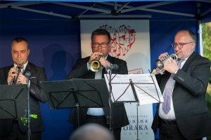 27. 6. 2021 – Czech Brass, terasa Junior klubu, Příbram