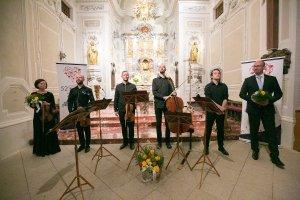 28. 8. 2021 – Barocco sempre giovane a Pavel Svoboda, Basilika Minor, Svatá Hora u Příbrami