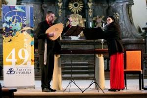 HF AD 2017 - 2. 5. - Jindřich Macek a Silvie Mechová - duet loutny s flétnou