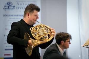 HF AD 2018 - 15. 5. 2018 - Radek Baborák (Baborak Ensemble)