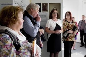 HF AD 2018 - 24. 4. 2018 - zahájení výstavy k 50 letům Festivalu v Domu Natura