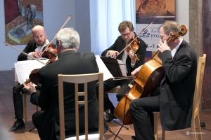 HF AD 2018 - 26. 4. 2018 - České filharmonické kvarteto