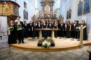 21.5. - Heidelberg University Concert Choir - USA