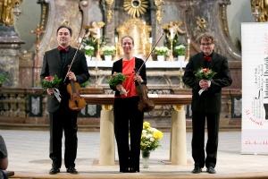 6.6. - Spohr violin duo a Pavel Černý