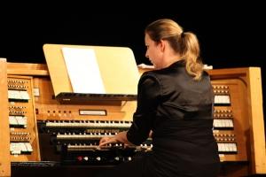 HFAD 2011 - Marek Zvolánek – trubka, Daniela Kosinová – varhany