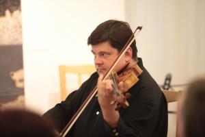 HFAD 2012 - Heroldovo kvarteto, spoluúčinkuje Gabriela Vermelho viola