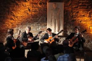 HFAD 2012 - Pražské kytarové kvarteto