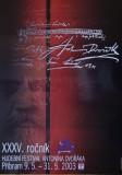 2003 - plakát