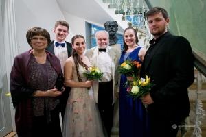 HF AD 2017 - 18. 5. 2017 - Písně lásky Antonína Dvořáka