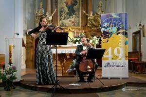 HF AD 2017 - 24. 5. 2017 - Kristina Fialová, Petr Nouzovský - duet violy s violoncellem