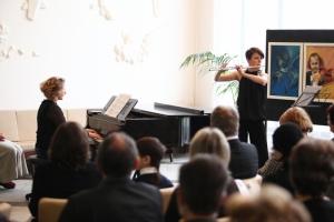 HFAD 2011 - Hana Brožová Knauerová – flétna, Petra Matějová – klavír