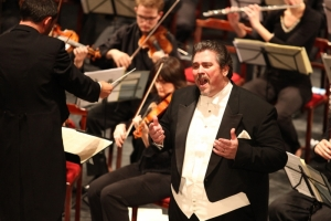 HFAD 2011 - Talichův komorní orchestr, Lisa Lehr – soprán (SRN), Richard Zeller (USA)
