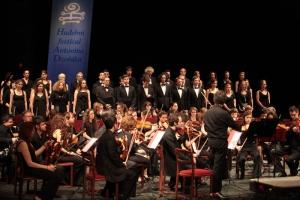 HFAD 2012 - Choeur et Orchestre de Paris - Sorbonne (Francie)