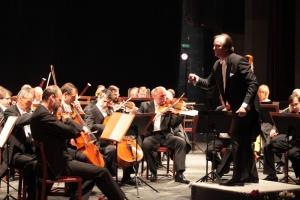 HFAD 2012 - Symfonický orch. hl.m.Prahy FOK, Ivan Ženatý housle, Oliver Dohnányi dirigent