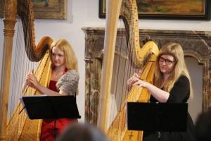 HFAD 2015 - Dvě harfy zní ... , 30.5.2015
