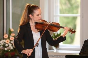 HFAD 2015 - Recitál Julie Svěcené 5. 5. 2015