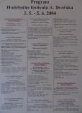 2004 - plakát program